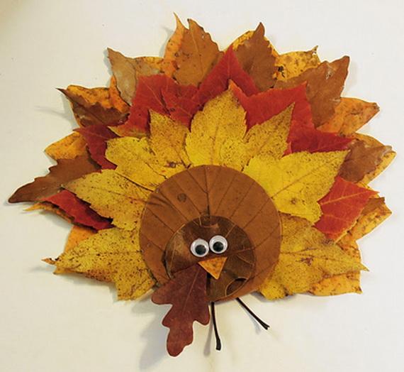 60 Amazing Thanksgiving Diy Decorations (45)