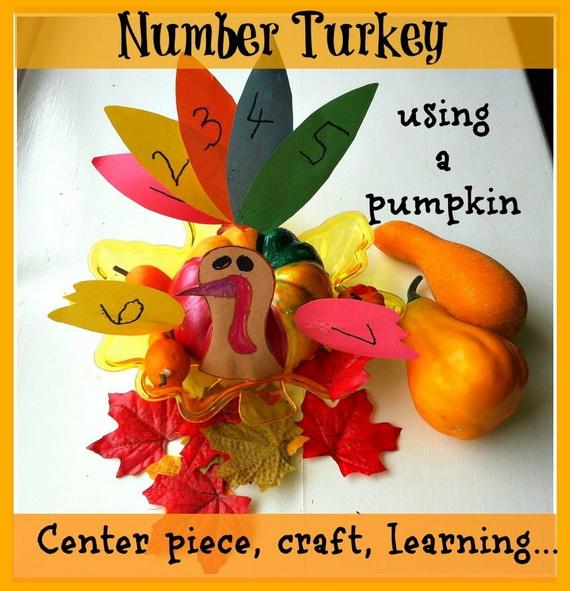 60 Amazing Thanksgiving Diy Decorations (47)