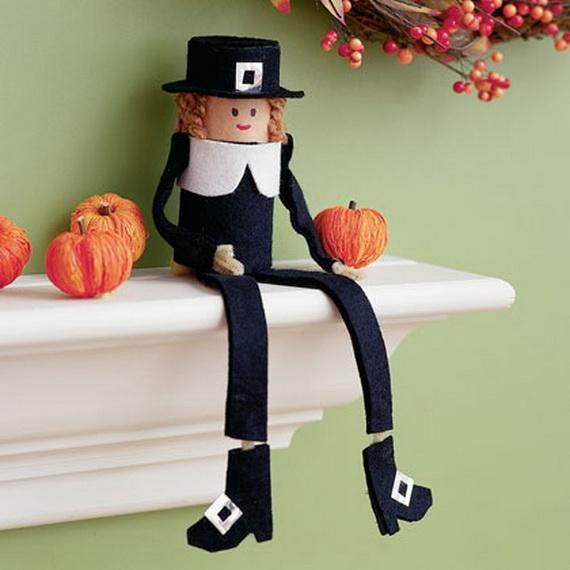 60 Amazing Thanksgiving Diy Decorations (48)