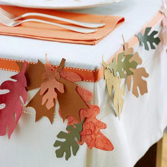 60 Amazing Thanksgiving Diy Decorations (49)