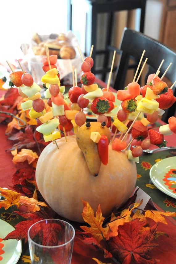 60 Amazing Thanksgiving Diy Decorations (52)