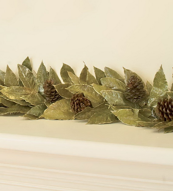 A Double-Duty Holiday Decor Ideas that Lasts Thanksgiving to Christmas_08