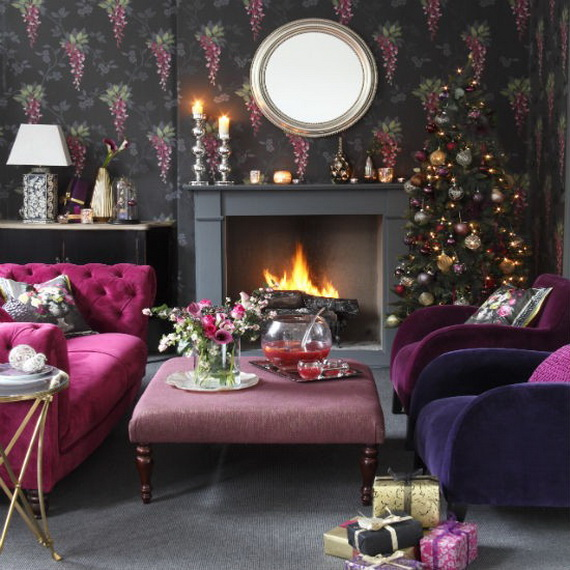 A Double-Duty Holiday Decor Ideas that Lasts Thanksgiving to Christmas_24