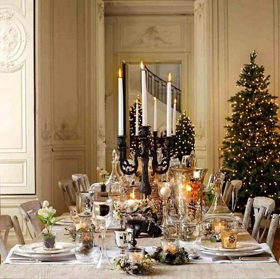 A Festive Christmas Table Decoration In Style_002