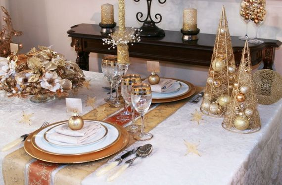 A Festive Christmas Table Decoration In Style_015