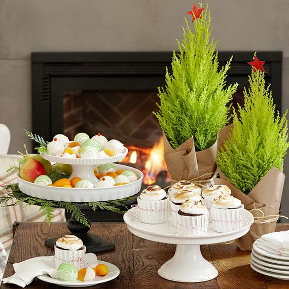 A Festive Christmas Table Decoration In Style_025