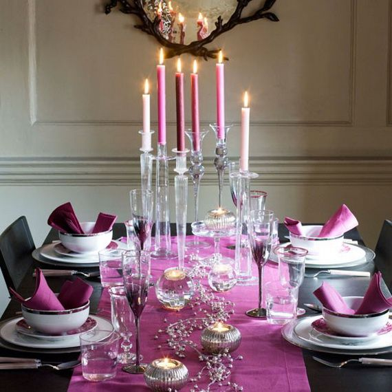A Festive Christmas Table Decoration In Style_029