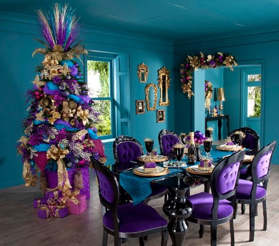 A Festive Christmas Table Decoration In Style_061