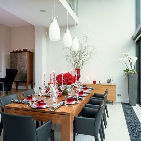 A Festive Christmas Table Decoration In Style_067