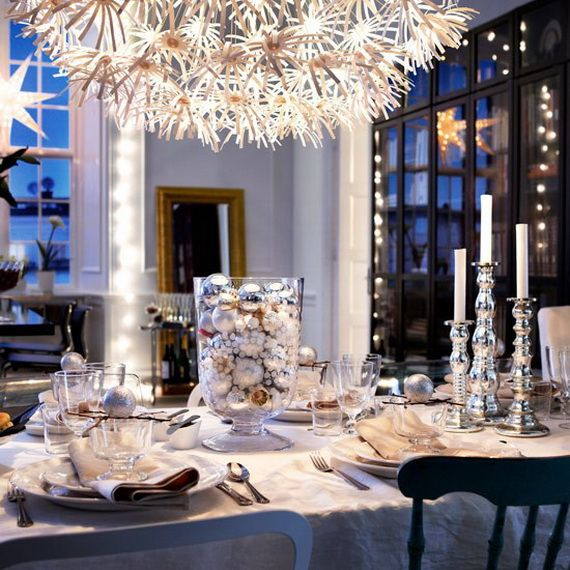 A Festive Christmas Table Decoration In Style_069