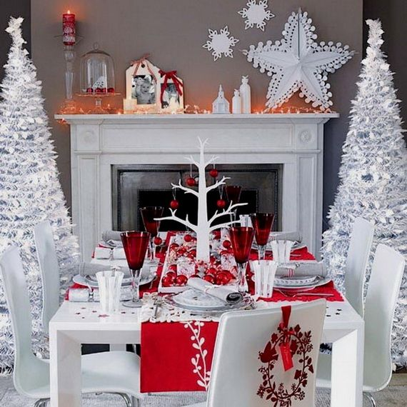 A Festive Christmas Table Decoration In Style_076
