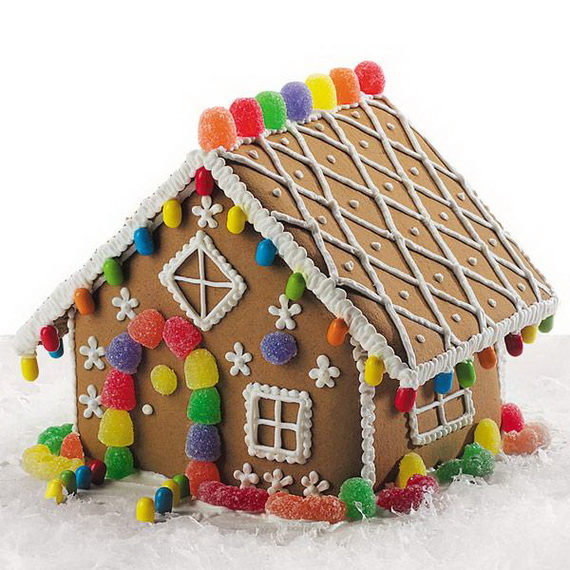 Amazing Traditional Christmas Gingerbread Houses_13 (2)