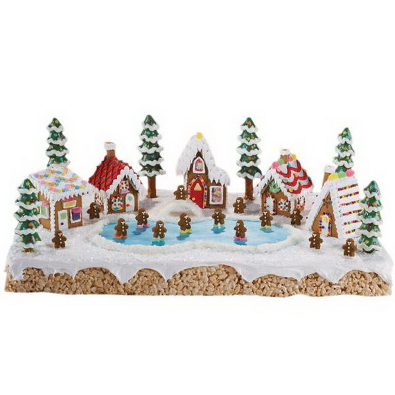 Amazing Traditional Christmas Gingerbread Houses_15 (2)