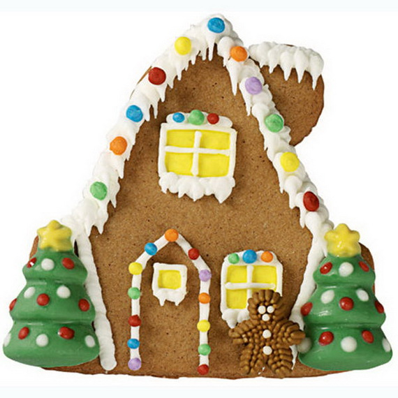 Amazing Traditional Christmas Gingerbread Houses_18 (2)
