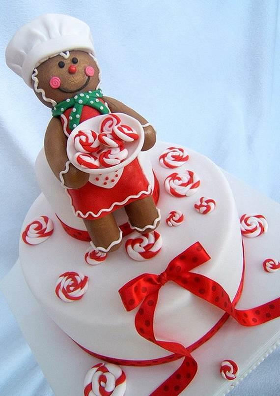 Awesome Christmas Cake Decorating Ideas | family holiday ...