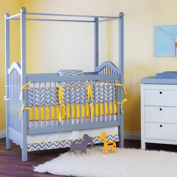 Baby Bedding and Crib Theme and Design Ideas_03