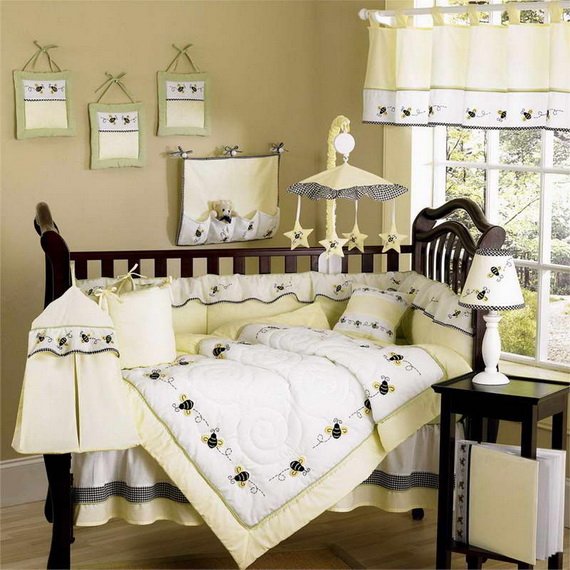 Baby Bedding and Crib Theme and Design Ideas_09