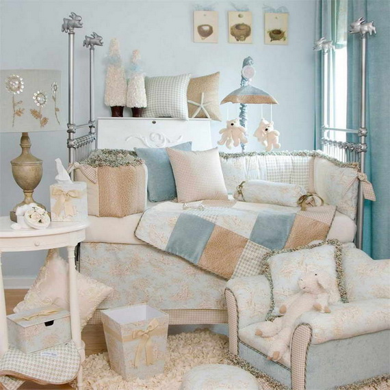 Baby Bedding and Crib Theme and Design Ideas_14