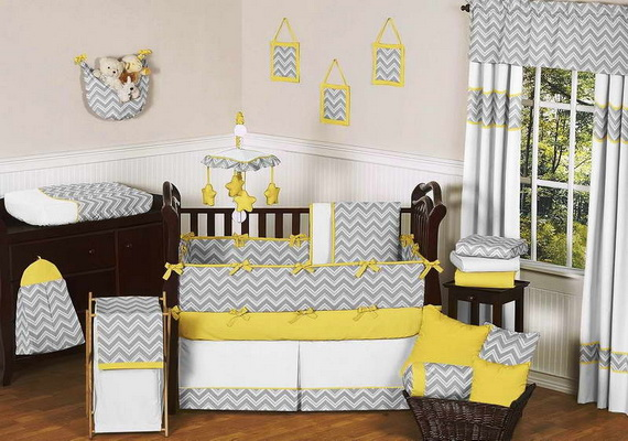 Baby Bedding and Crib Theme and Design Ideas_15