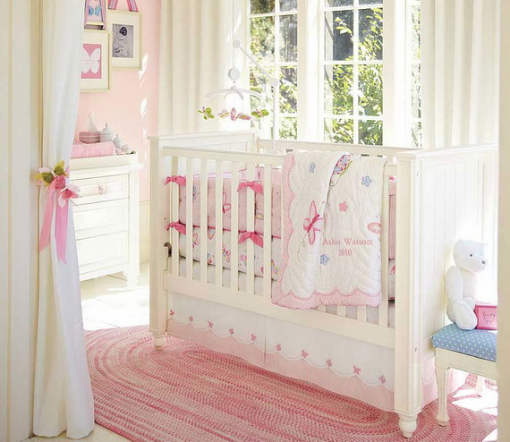 Baby Bedding and Crib Theme and Design Ideas_6