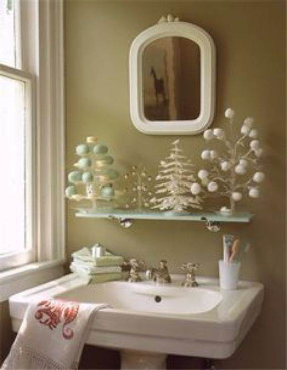 Bathroom Decorating Ideas For Christmas 5