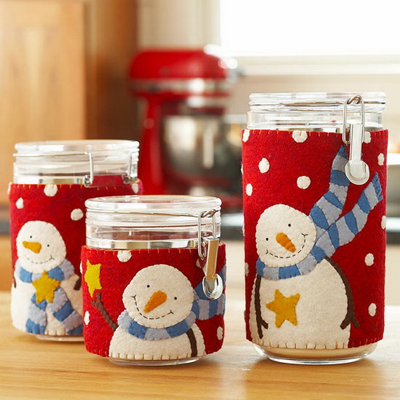 Creative Homemade Christmas Crafts and Decoration Projects for Kids_13