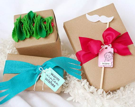 Cute-And-Incredibly-Christmas-Gifts-Wrapping-Ideas-91