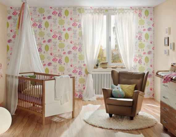 Cute and Fun Kids Wallpaper Designs_03