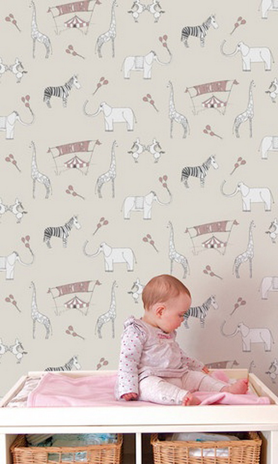 Cute and Fun Kids Wallpaper Designs_10