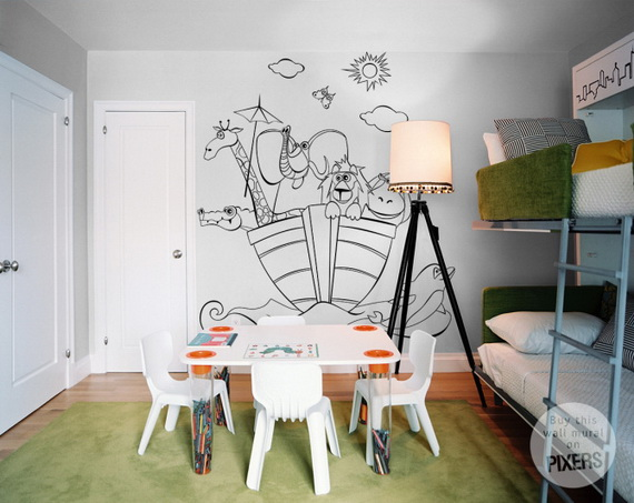 Cute and Fun Kids Wallpaper Designs_12