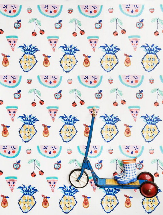 Cute and Fun Kids Wallpaper Designs_26