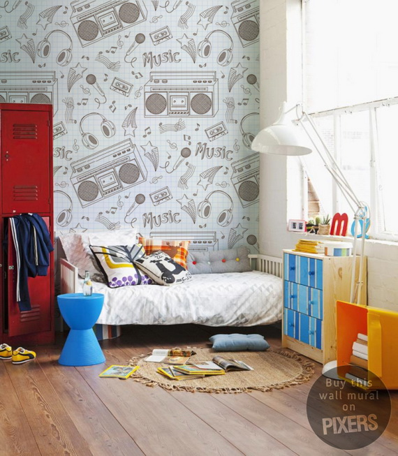 Cute and Fun Kids Wallpaper Designs_29