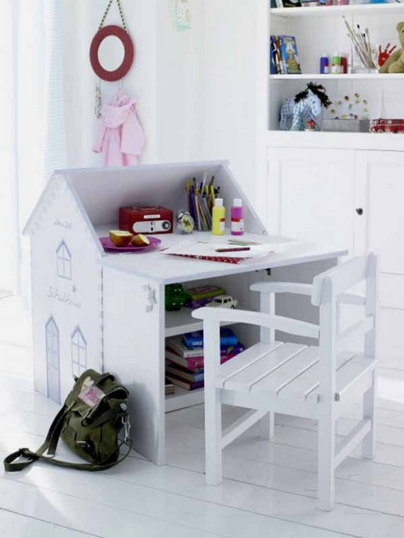 Inspirational Design Ideas for Kids Desks Spaces _05 (6)