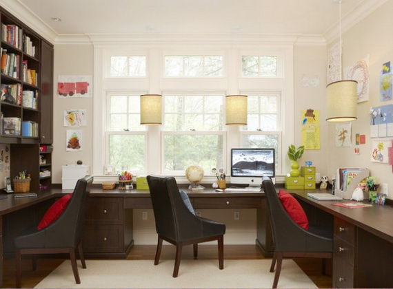Inspirational Design Ideas for Kids Desks Spaces _12 (4)