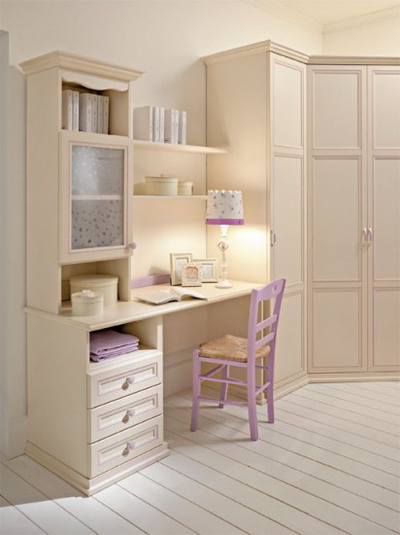 Inspirational Design Ideas for Kids Desks Spaces _15