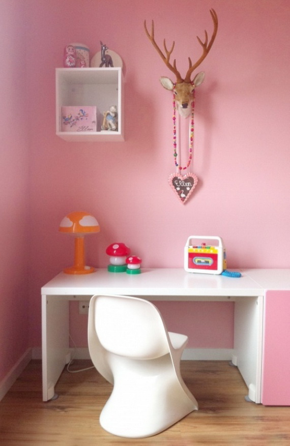Inspirational Design Ideas for Kids Desks Spaces _18 (2)