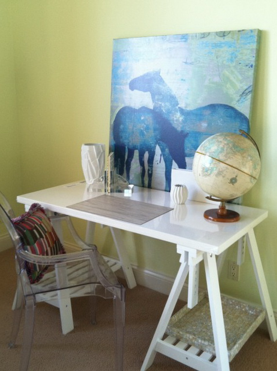 Inspirational Design Ideas for Kids Desks Spaces _2