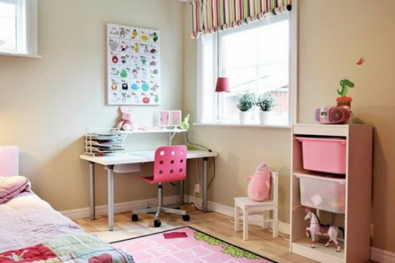 Inspirational Design Ideas for Kids Desks Spaces _21