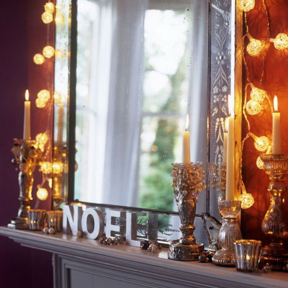 Jolly Ideas for Decorating with Christmas lights_13