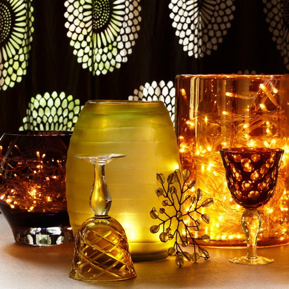 Jolly Ideas for Decorating with Christmas lights_4