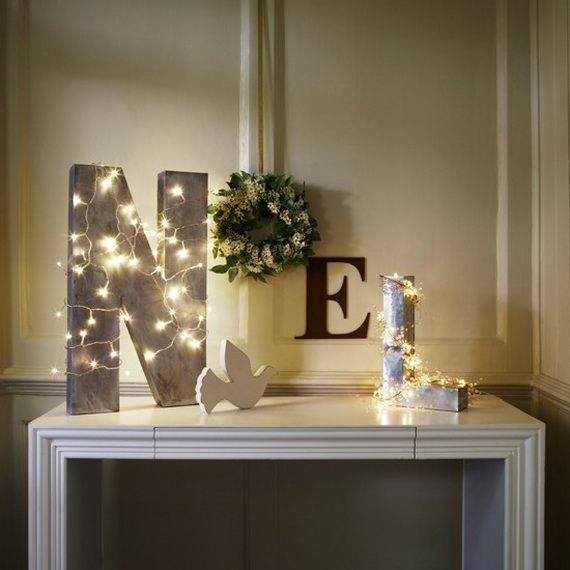 Jolly Ideas for Decorating with Christmas lights_6