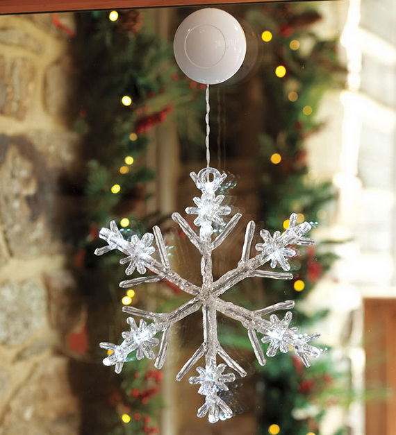 Magnificent Green And White Christmas Decorating Ideas _31