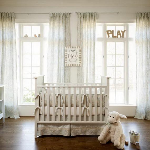 Monkey Baby Crib Bedding Theme and Design Ideas _21