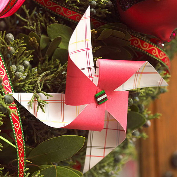 Pretty Paper Christmas Craft & Decoration Ideas_03