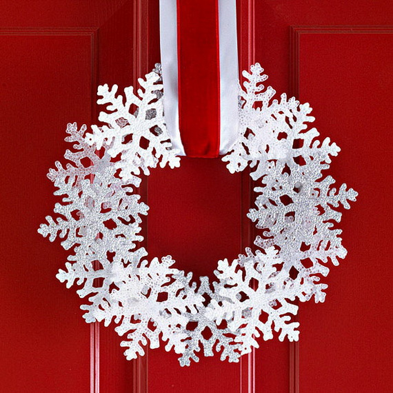 Pretty Paper Christmas Craft & Decoration Ideas_42