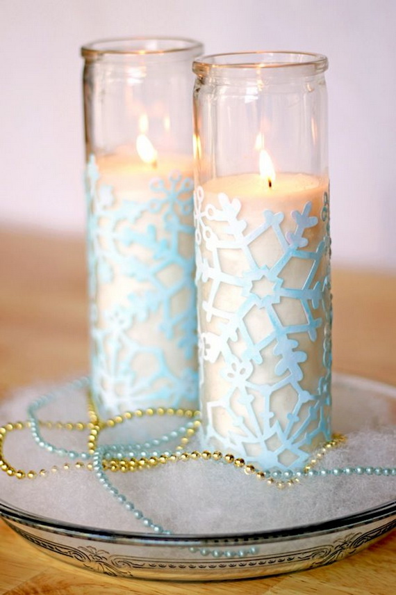 Pretty Paper Christmas Craft & Decoration Ideas_59