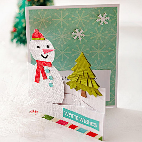 Pretty Paper Christmas Craft & Decoration Ideas_75