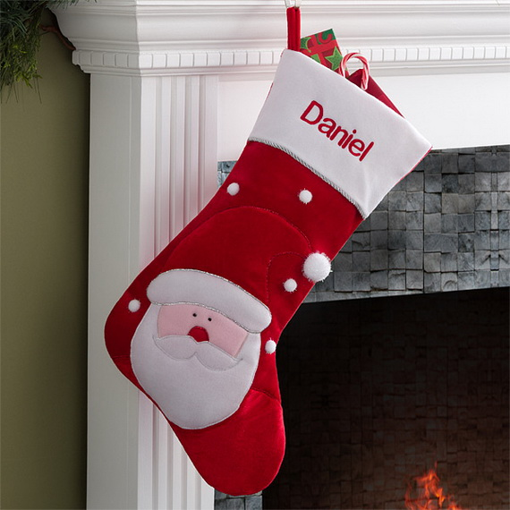 Share the joy of Christmas with Santa Claus decoration ideas _04 (2)