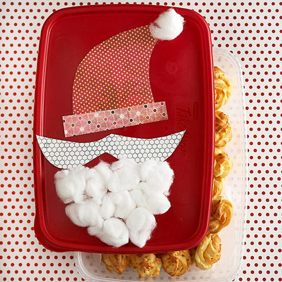 Share the joy of Christmas with Santa Claus decoration ideas _05