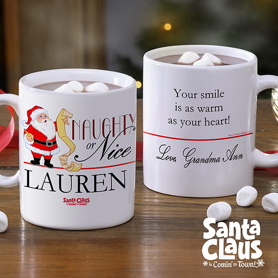 Share the joy of Christmas with Santa Claus decoration ideas _06 (2)